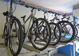 Bmx Bikes Cumberland Md new bicycles on display at